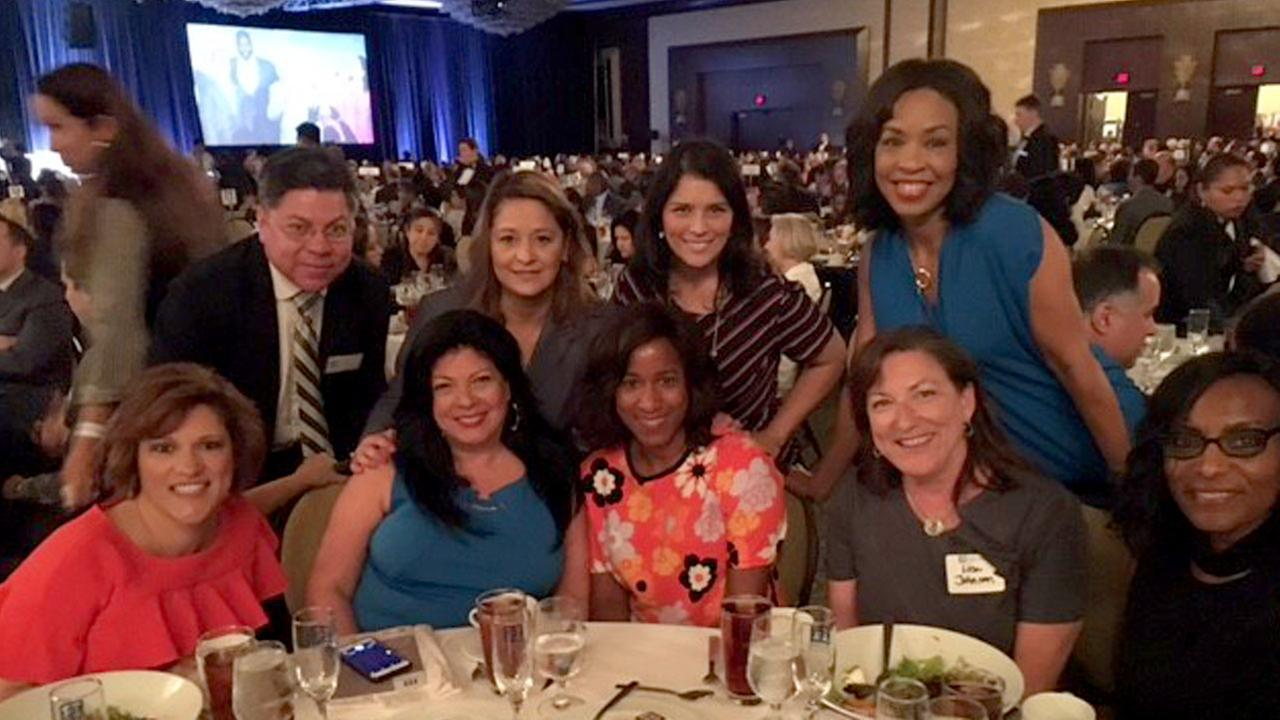 Houston Hispanic Chamber of Commerce 40th annual lucheon