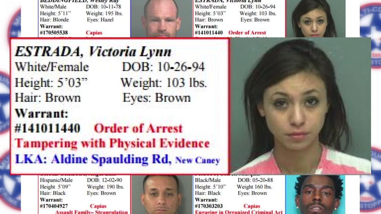 Victoria Lynn EstradaMulti-County Crime Stoppers