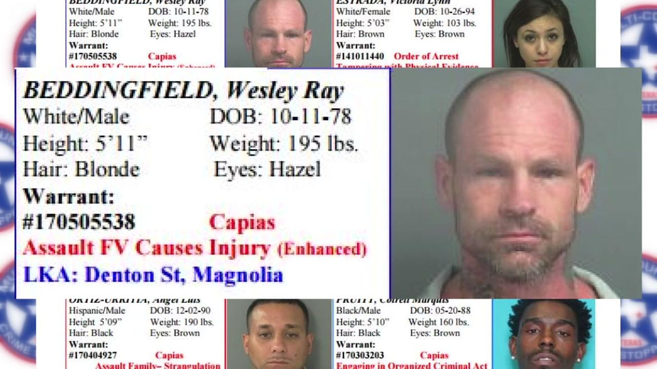 Wesley Ray ReddingfieldMulti-County Crime Stoppers