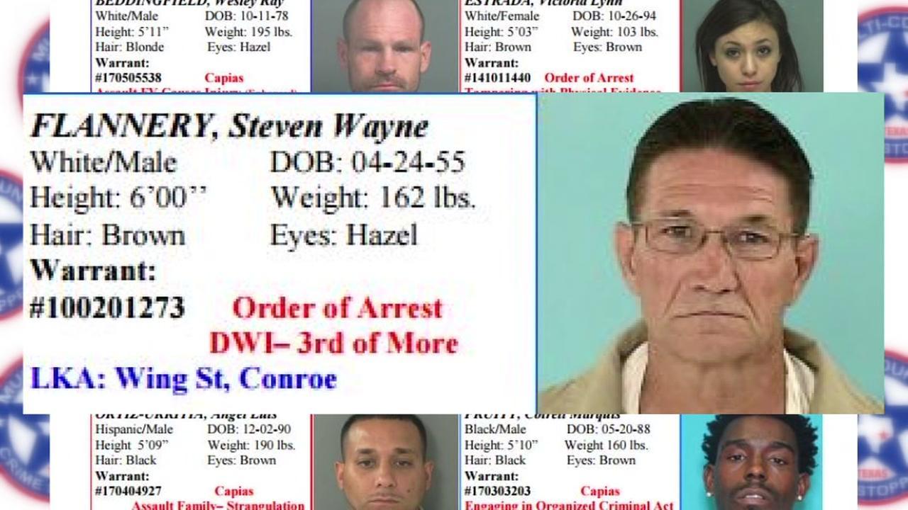 Steven Wayne FlanneryMulti-County Crime Stoppers