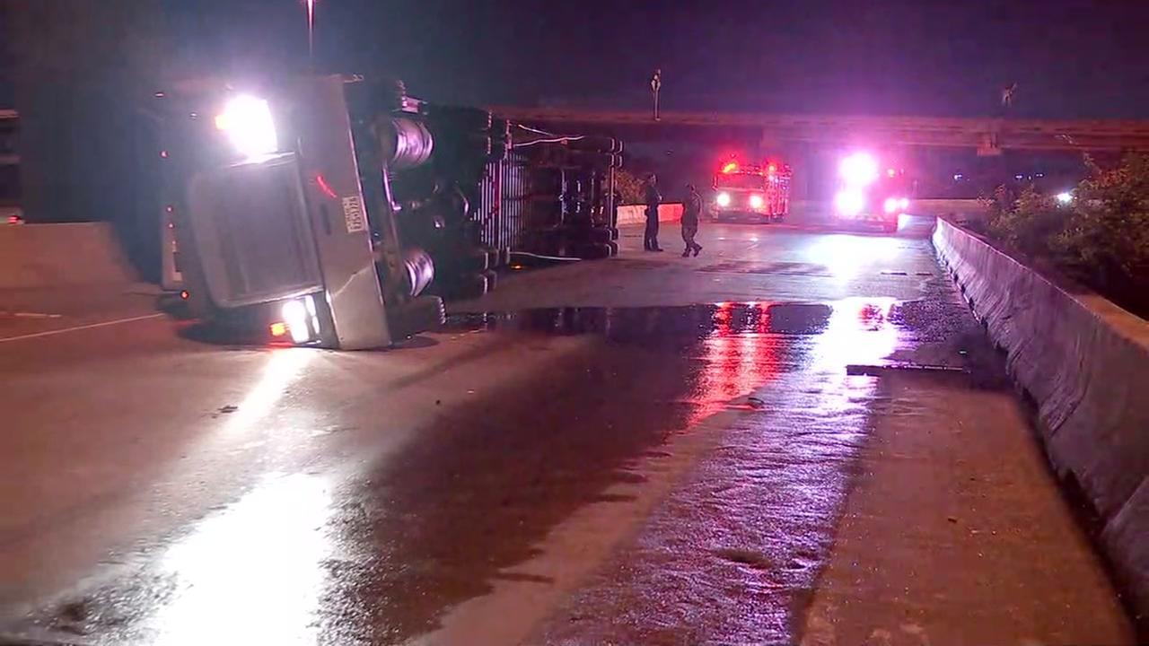 Eastex Freeway crash