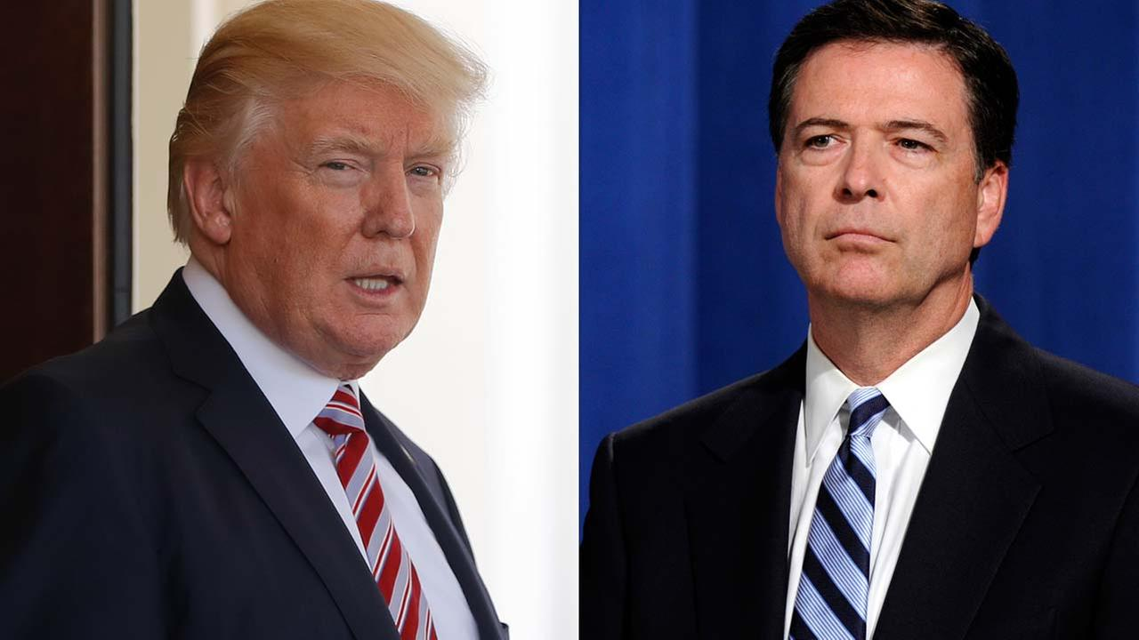 Trump won't seek to block Comey testimony, White House says