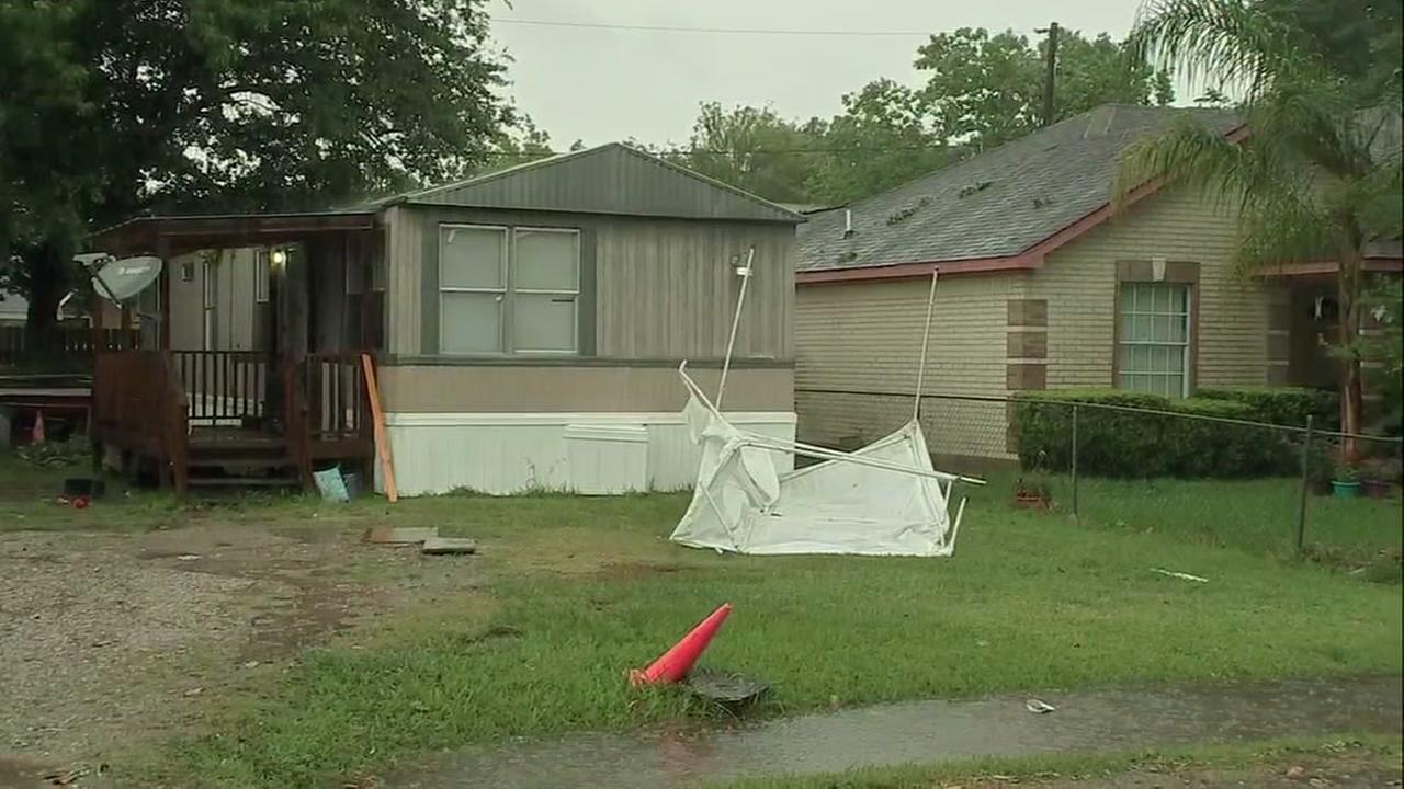 photos storm damage and flooding in houston area abc13 com