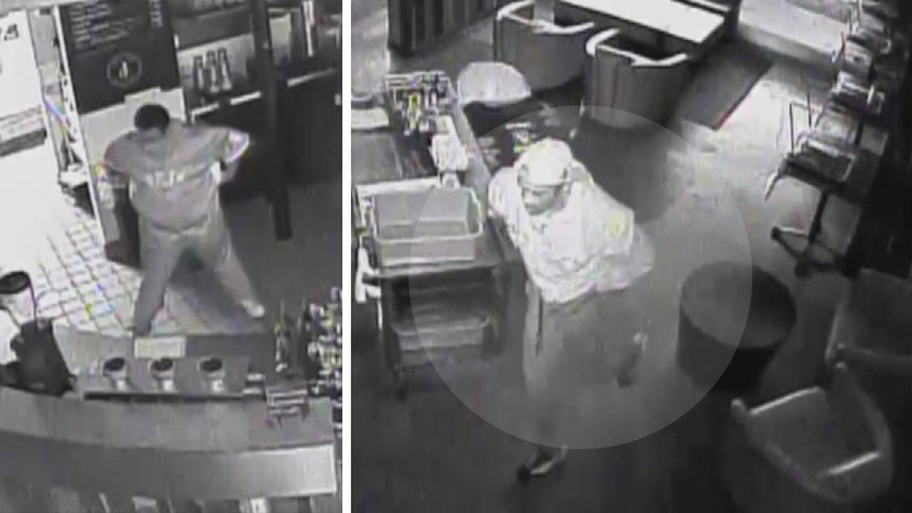 Siphon Coffee burglary