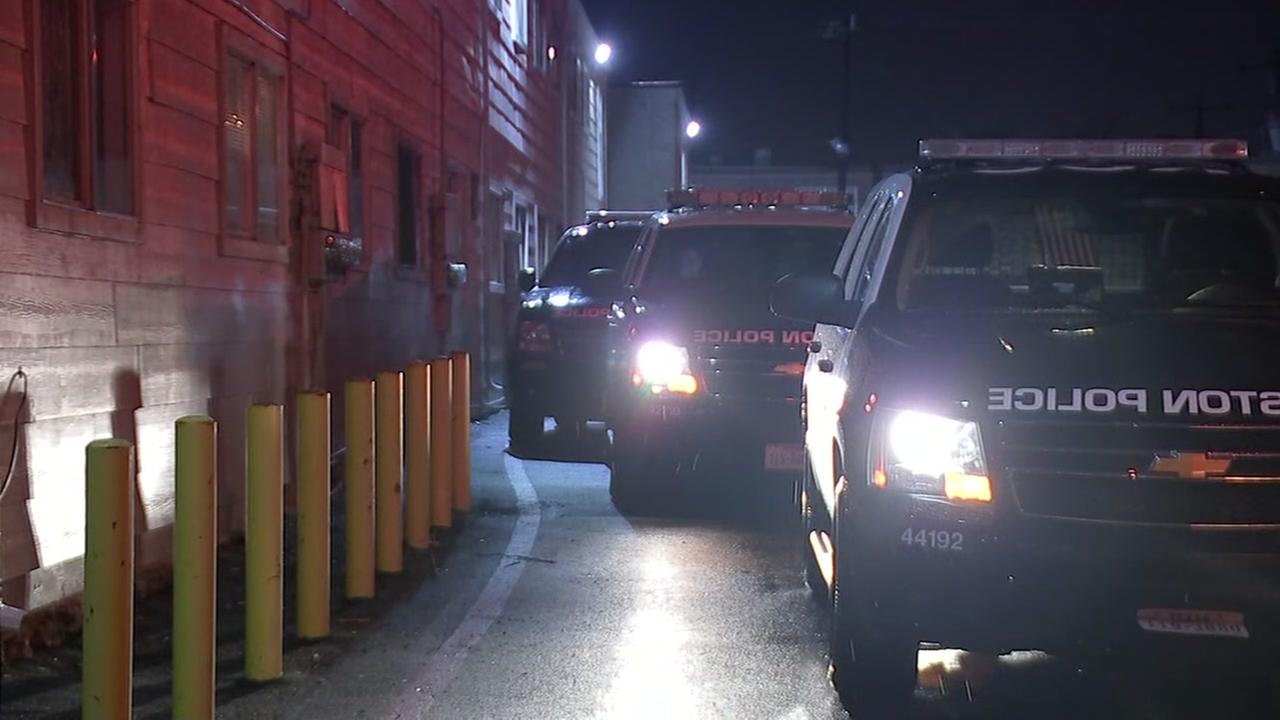 Marinette homicide investigation