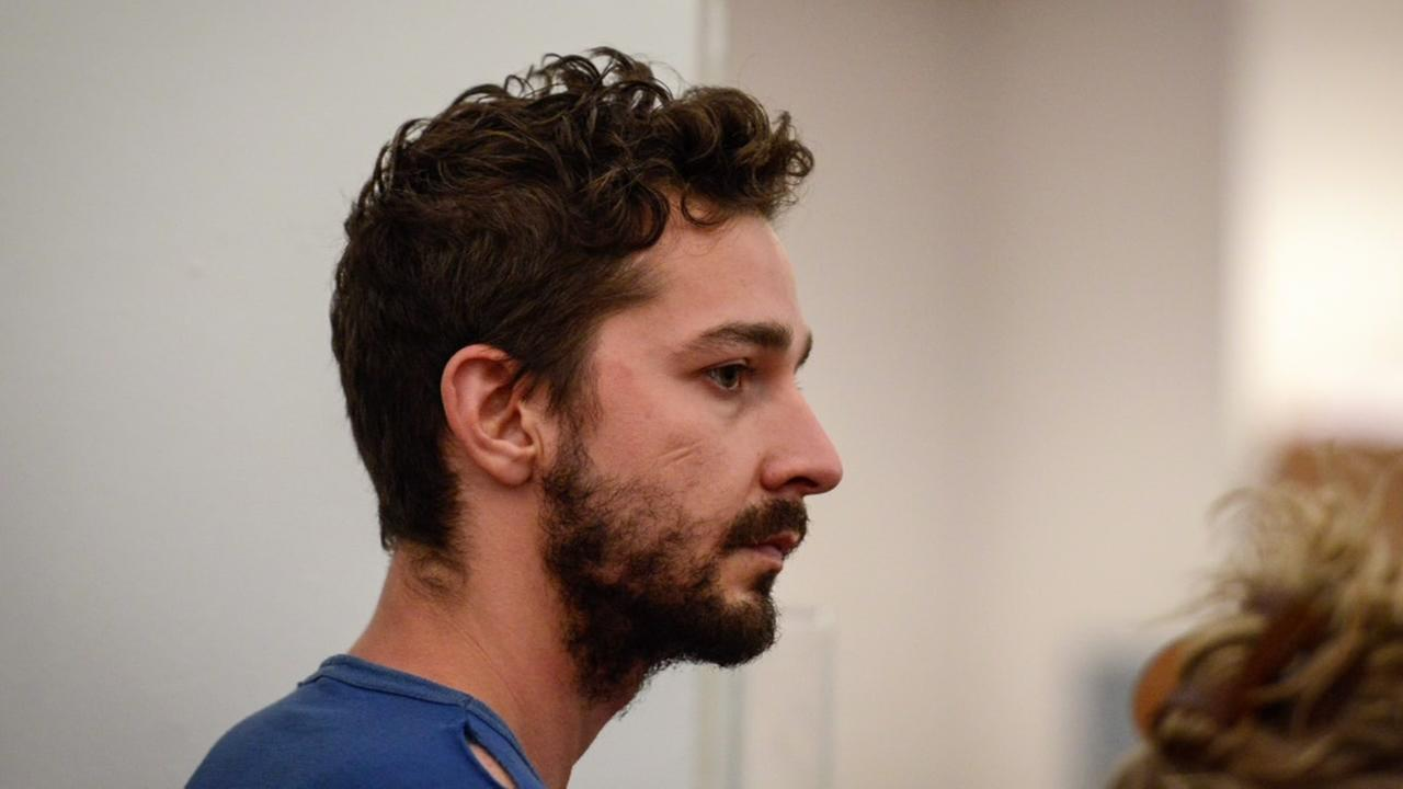 Shia LaBeouf was arraigned in NY on June 27, 2014. LaBeouf was released after he was escorted from a Broadway theater for yelling obscenities and continued to act irrationally.