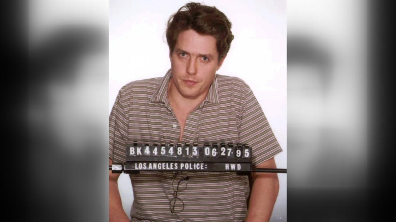 Hugh Grant was arrested June 27, 1995 by Hollywood vice officers. He was charged with lewd conduct involving a prostitute.