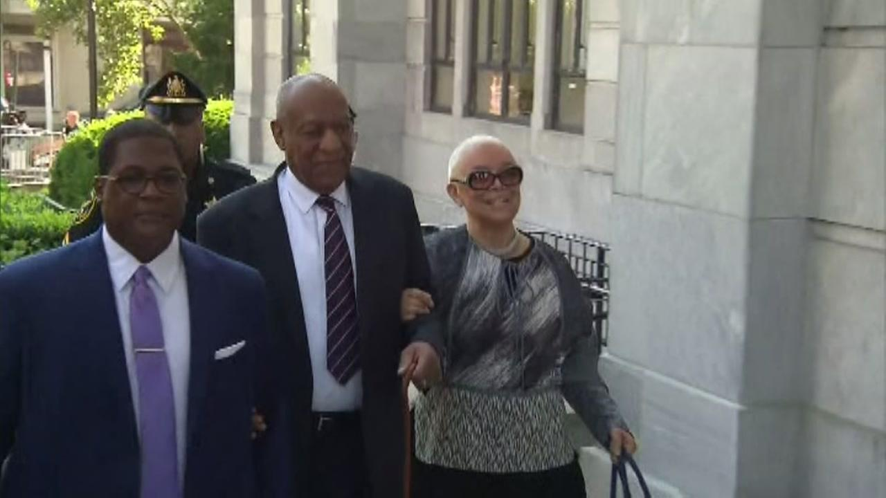 Defense rests in Bill Cosby sexual assault trial.