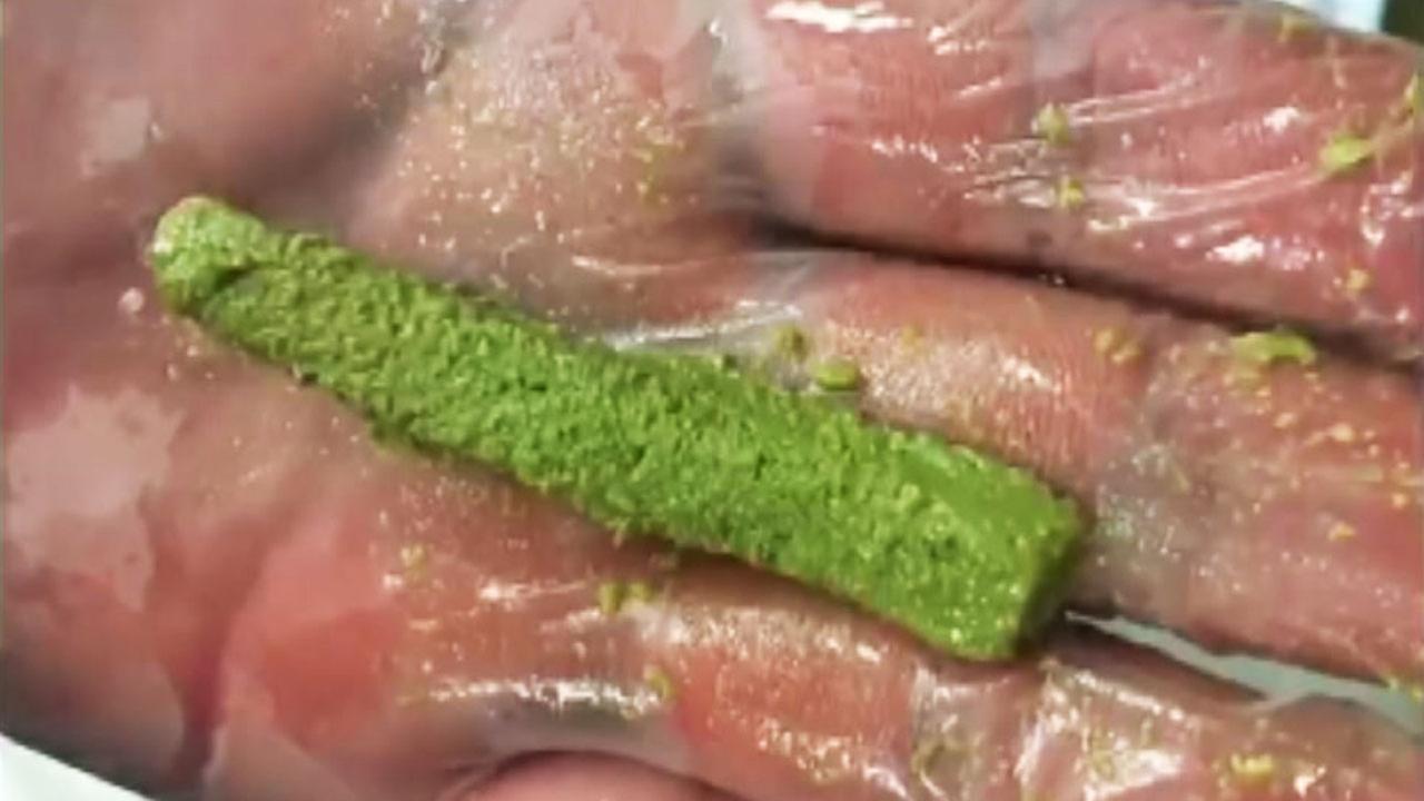 Methamphetamine disguised as edible cactus