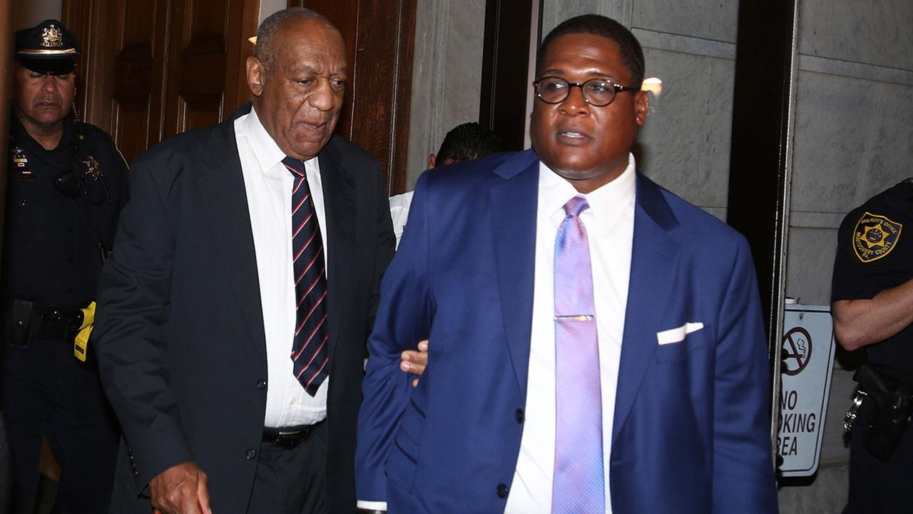 Bill Cosby back in court for jury deliberations