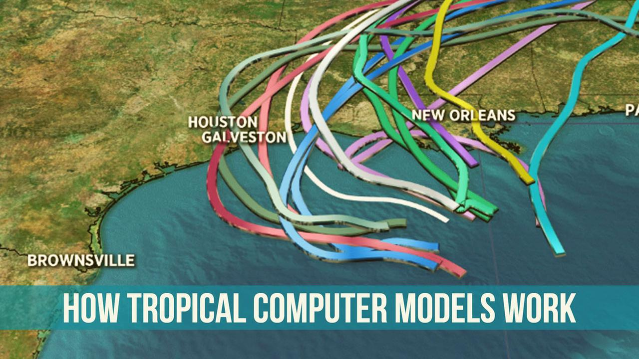Tropical spaghetti models
