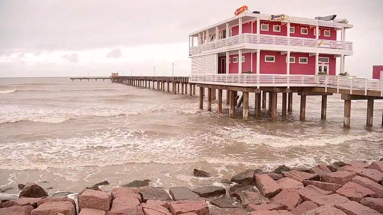 Galveston Island commercial
