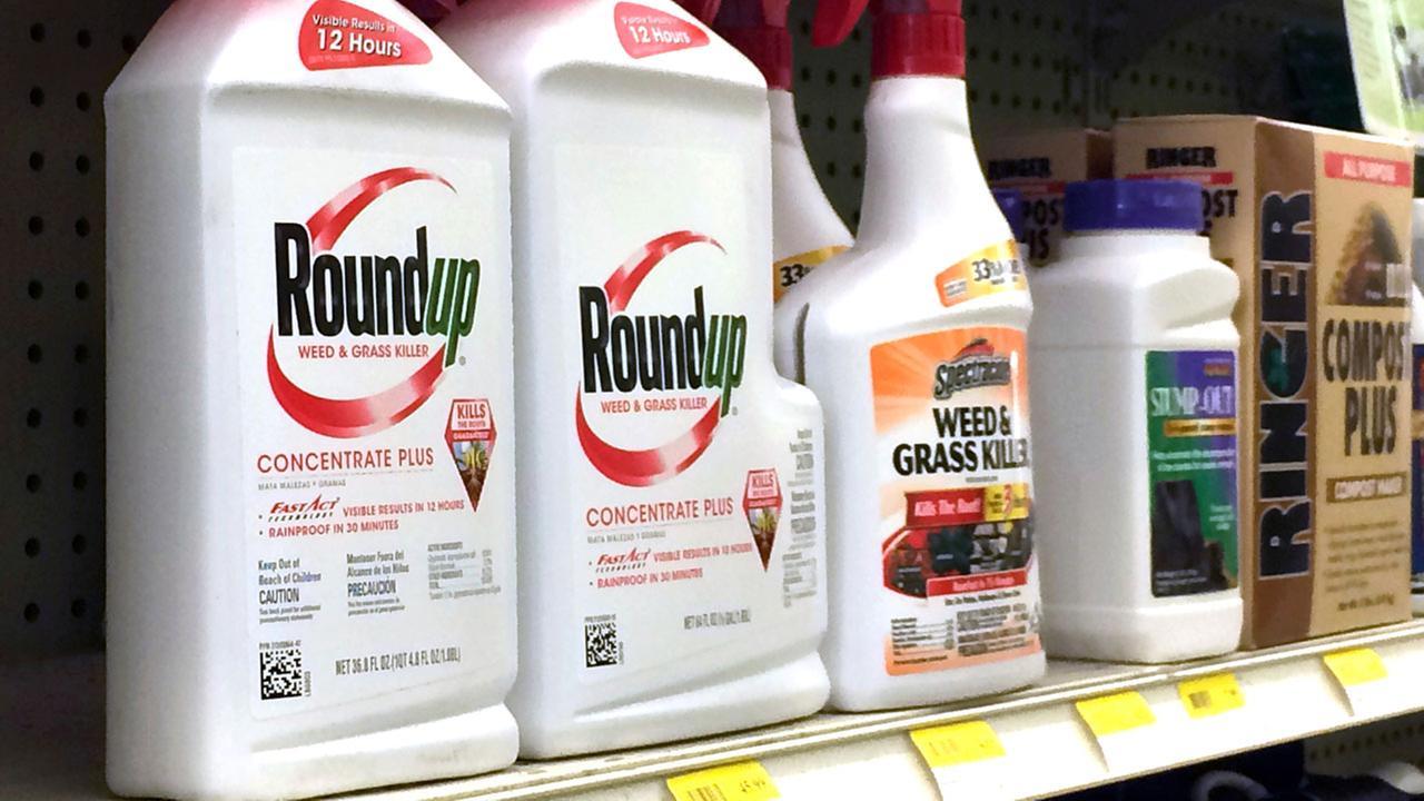 Weed killer - RoundUp