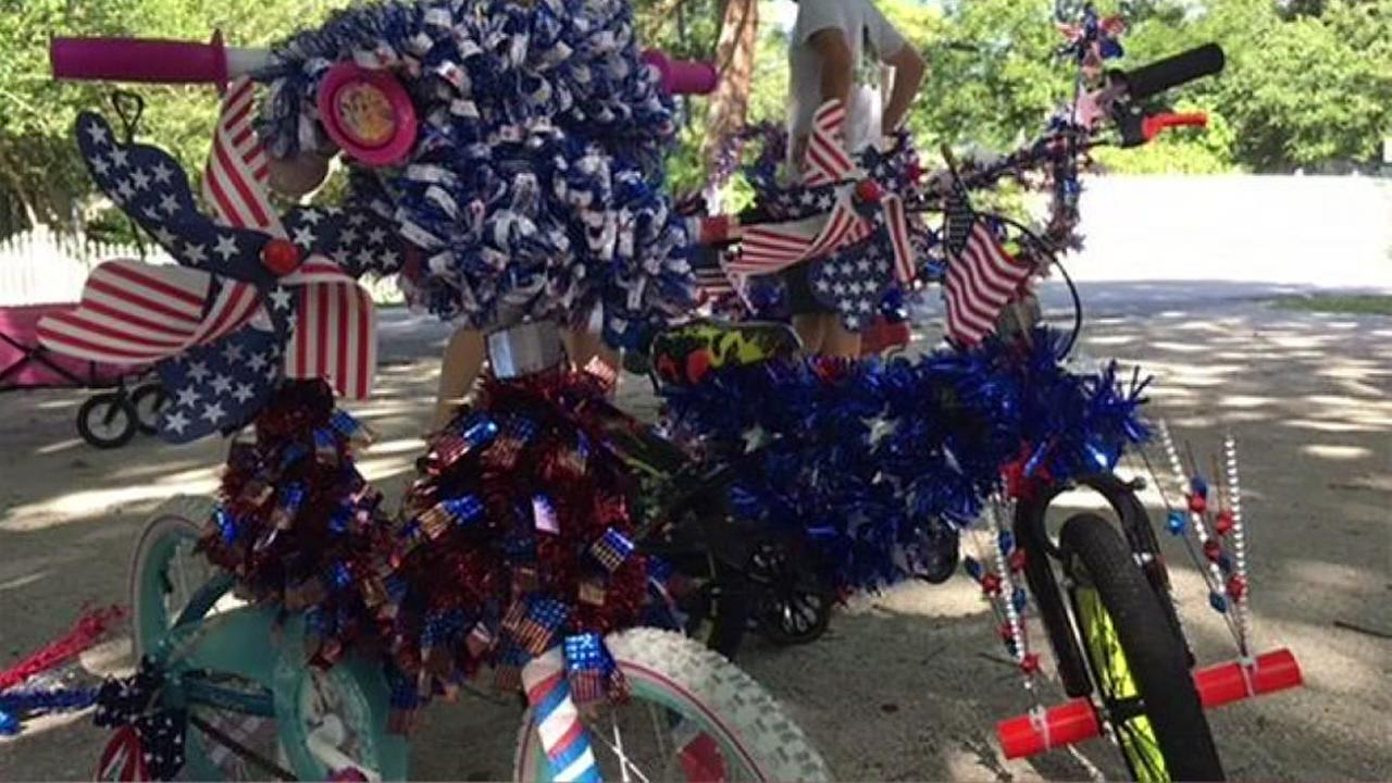 People across the Houston area celebrate 4th of July