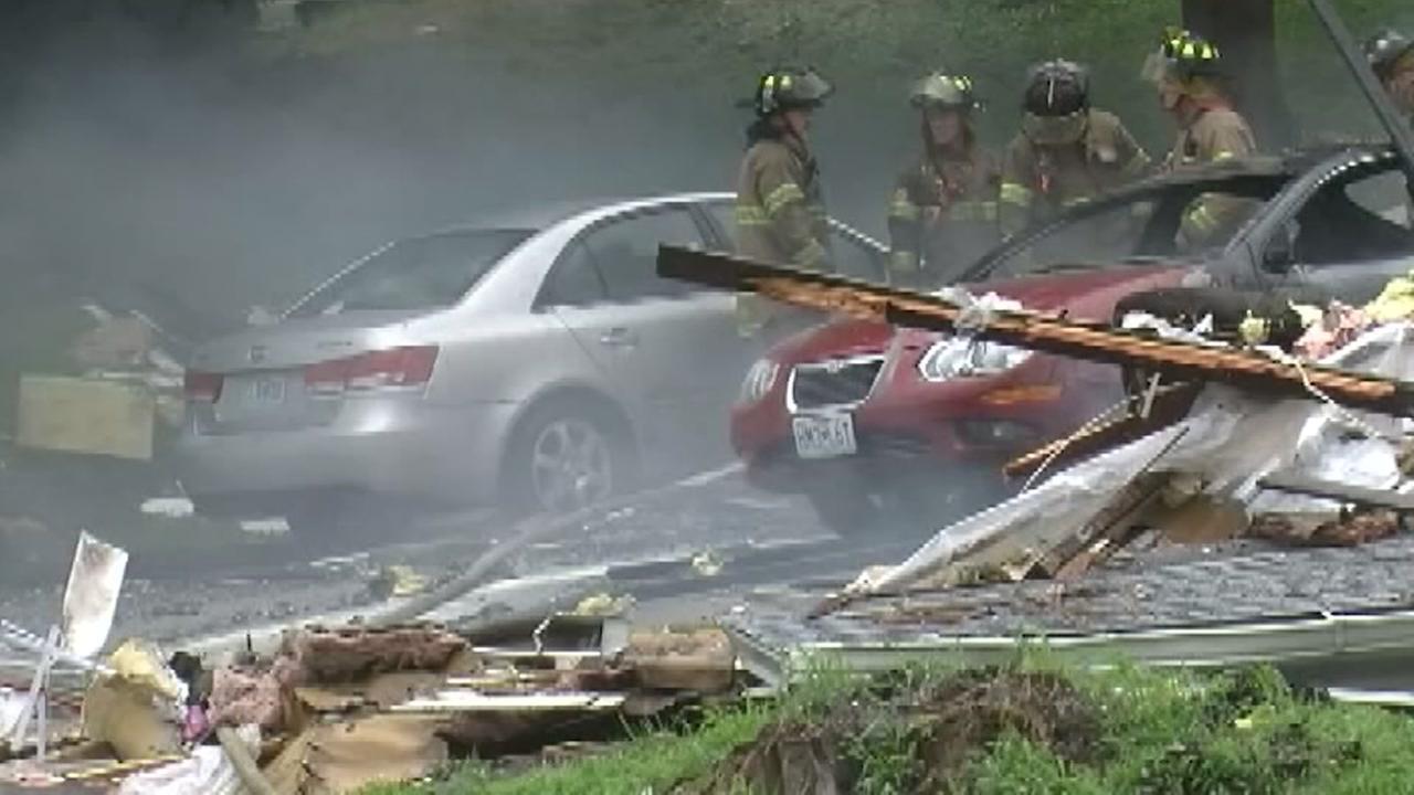 Missouri house explosion