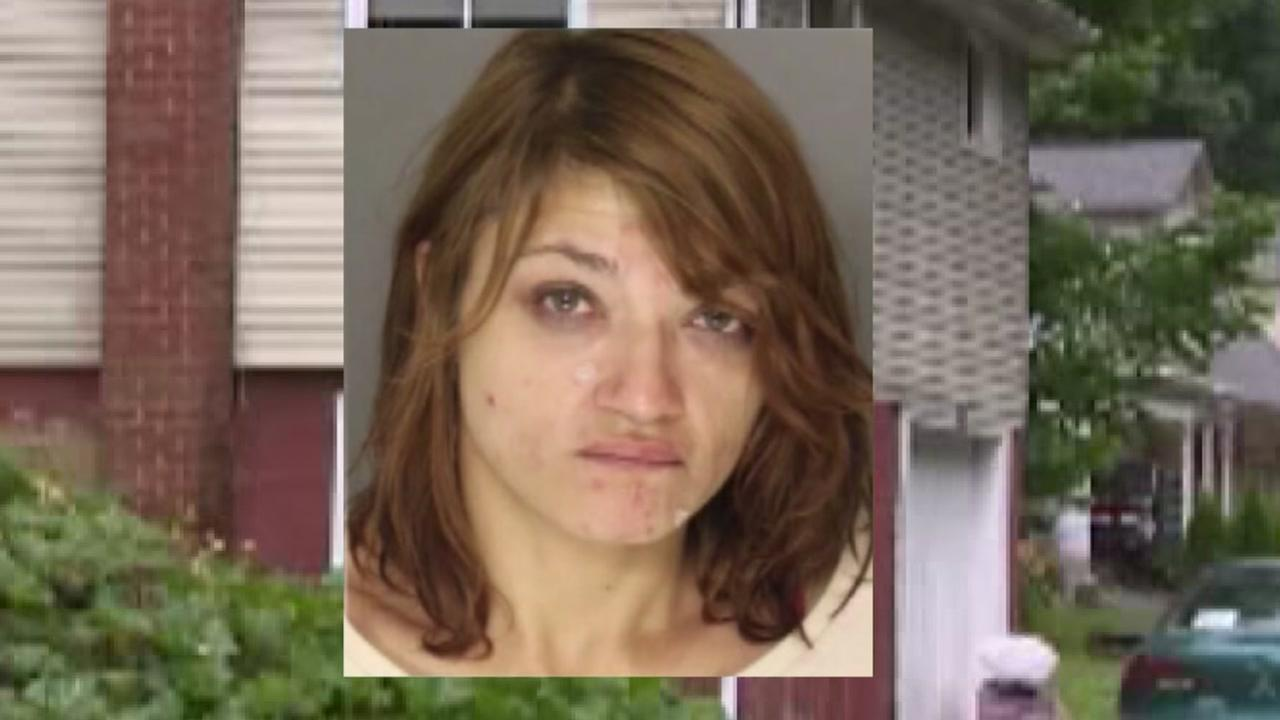 Pennsylvania woman accused of setting boyfriend on fire and using bucket of urine to put out the flames.
