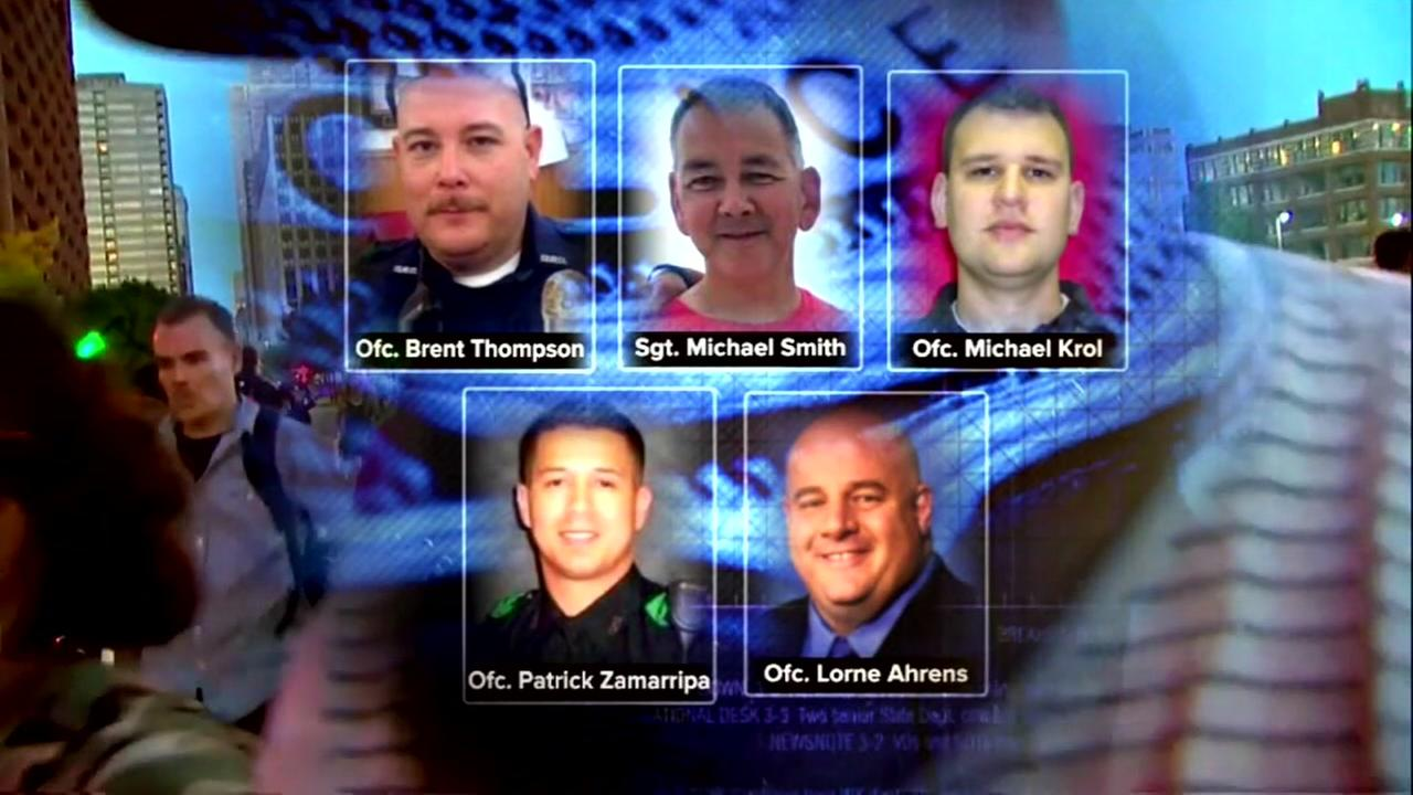Bubbas 33 holding fundraiser for families of fallen Dallas police officers Wednesday, July 12.