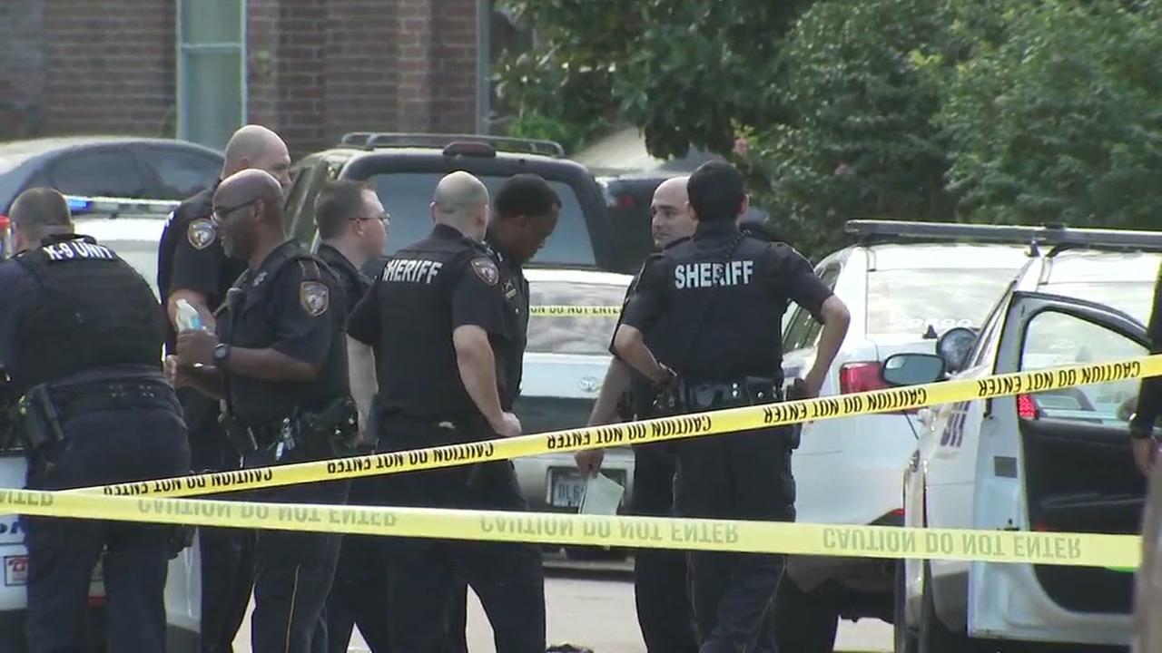 Home invasion reported in NW Harris County