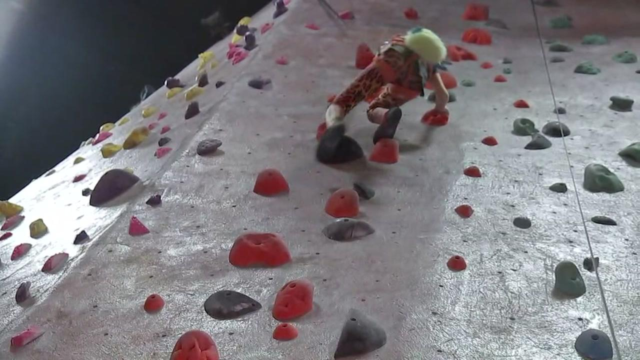 InSPIRE Rock Climbing in Spring, TX offers a fun way to beat the summer heat.