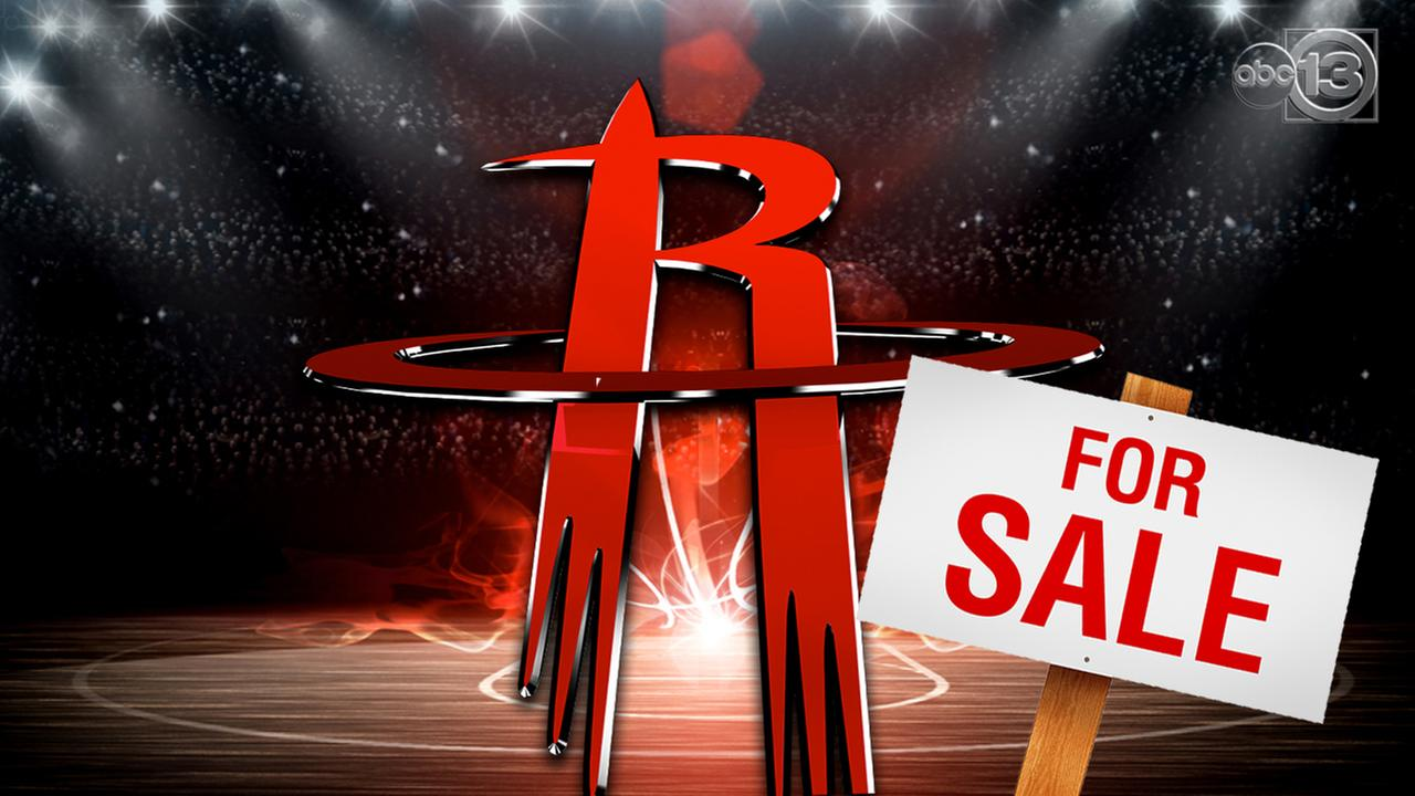 Houston Rockets owner puts team up for sale