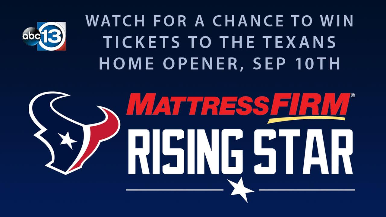 Texans' Watch And Win Contest
