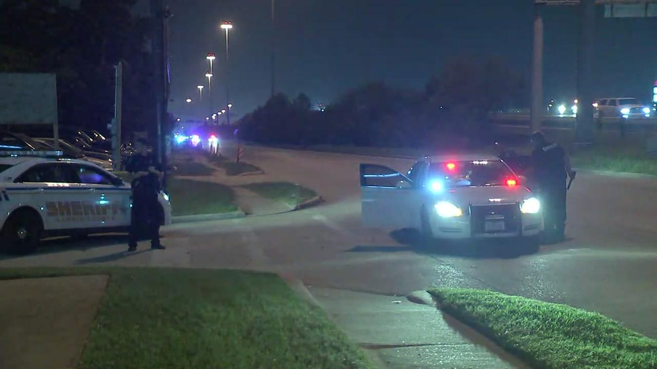Woman dies after being hit and dragged by vehicle in NE Harris Co.