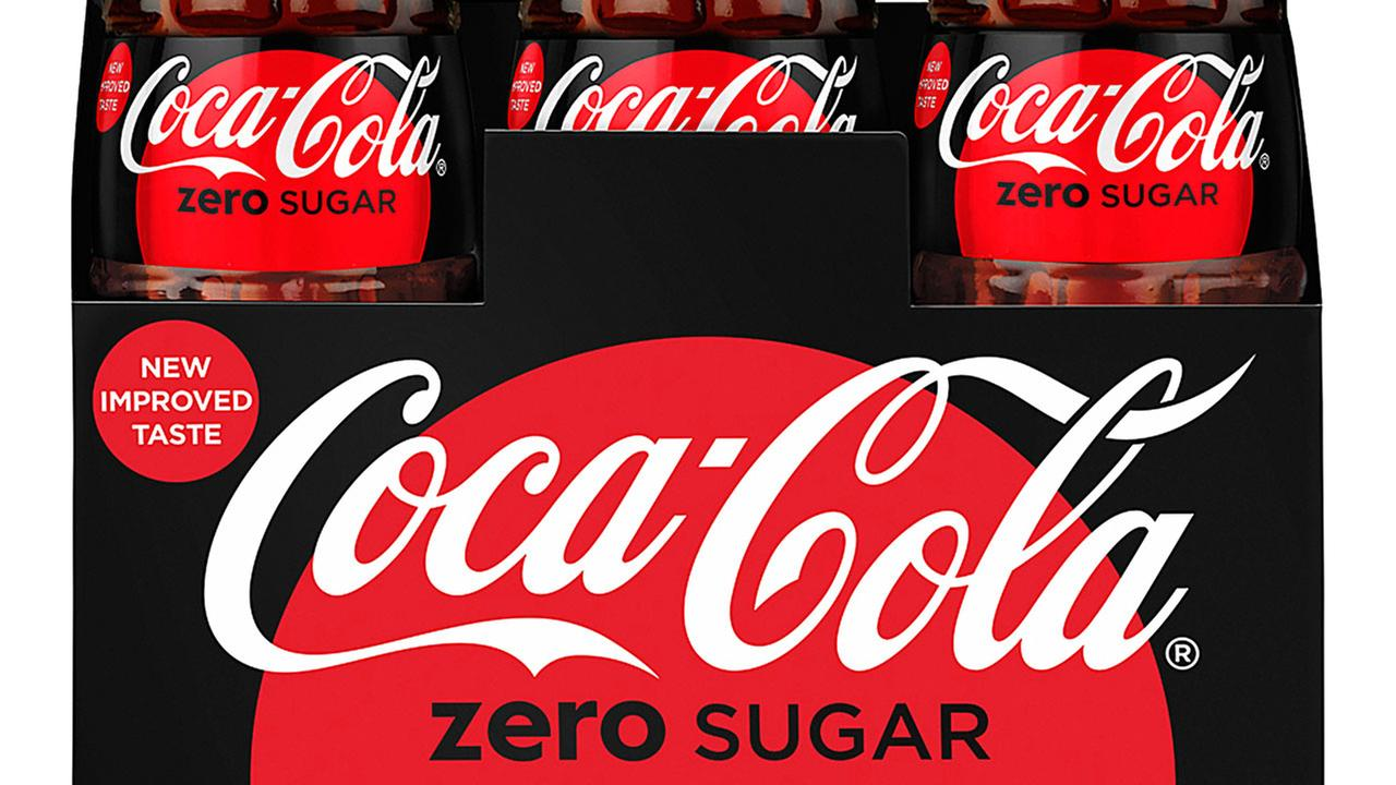 Coke Zero is rebranding because the company says people didnt always understand that Coke Zeros name means it has no calories.