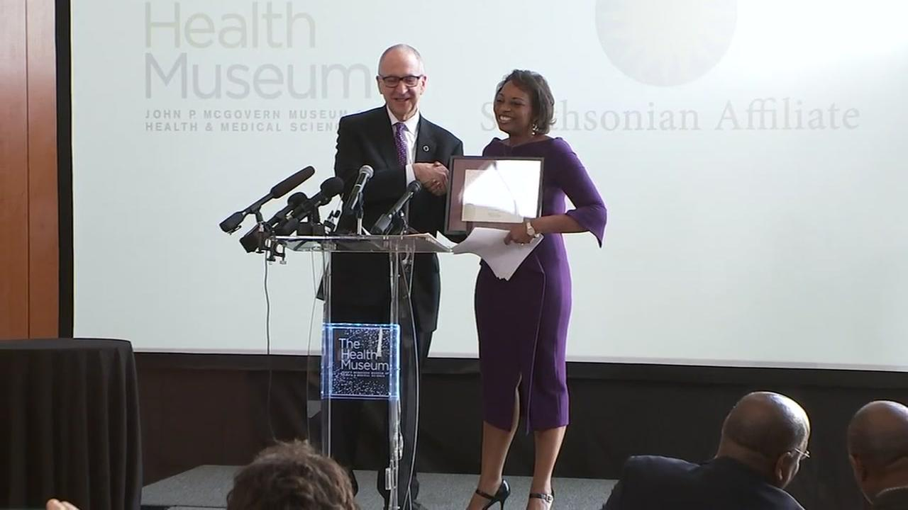 The John P. McGovern Museum of Health and Medical Science earns Smithsonian affiliation.