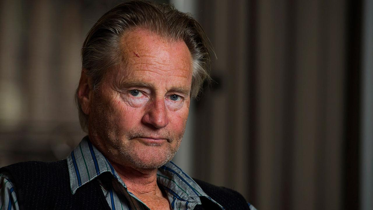 In this Sept. 29, 2011 file photo, Sam Shepard poses for a portrait in New York.