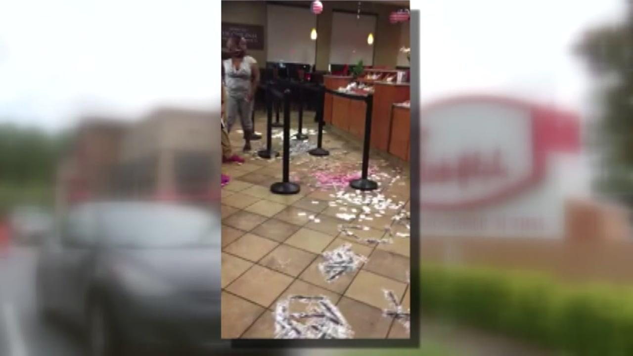 In yet another case of customers behaving badly, two women could be facing charges after trashing a Chick-fil-A in Florida.