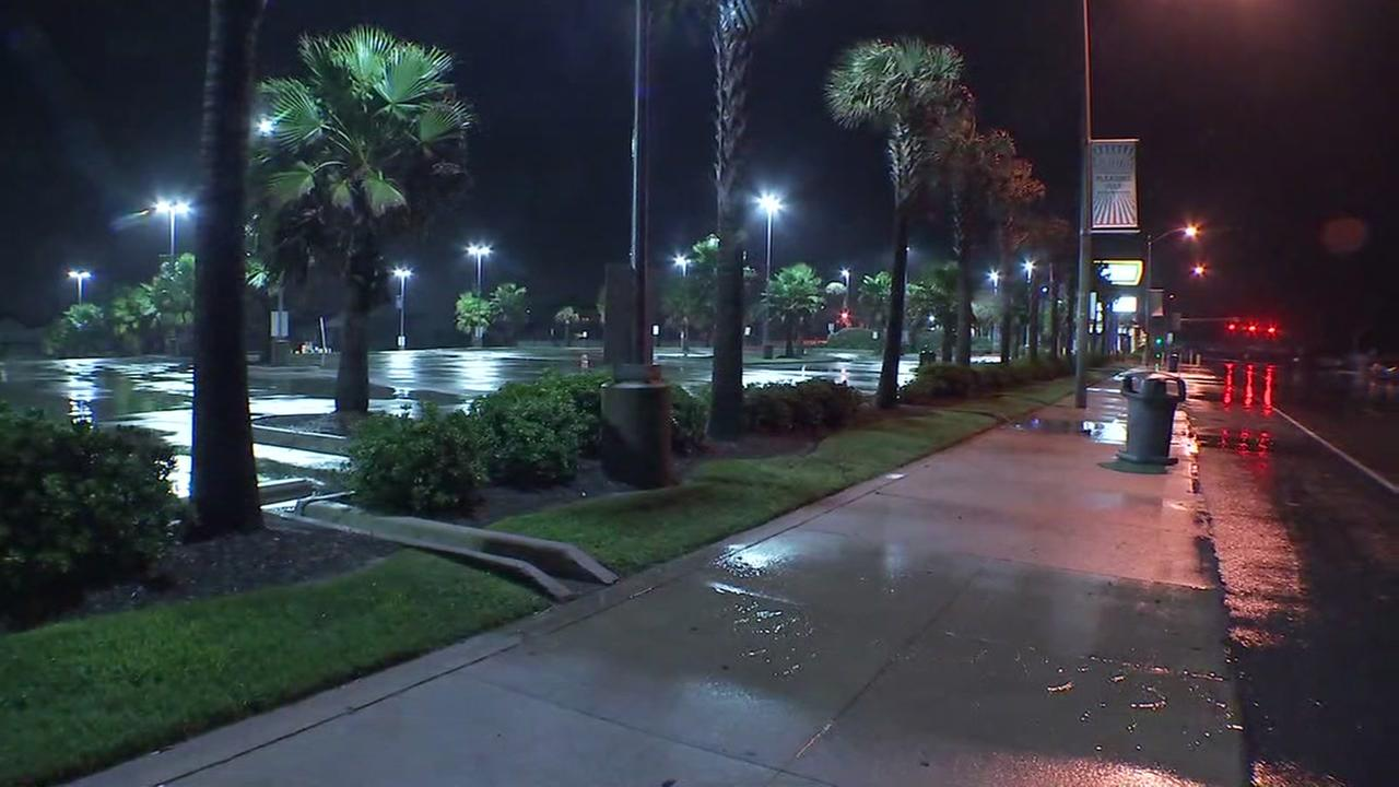 Flooding concerns in Galveston after 3 of rain fell overnight.