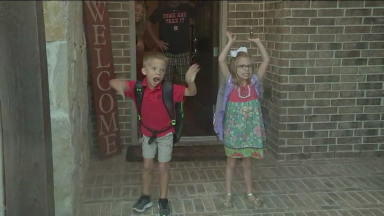 2017 Back to School for Houston area schools