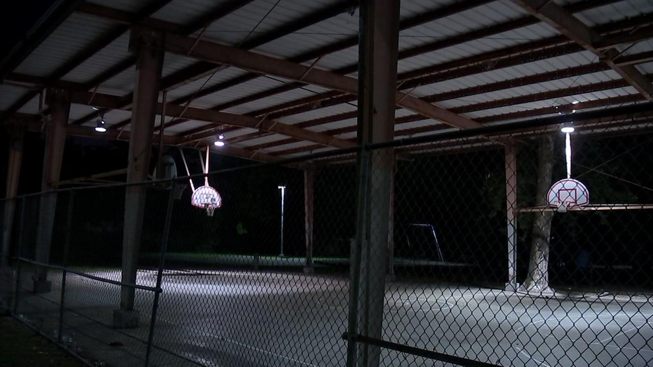 Basketball game in north Houston ends in gun violence.