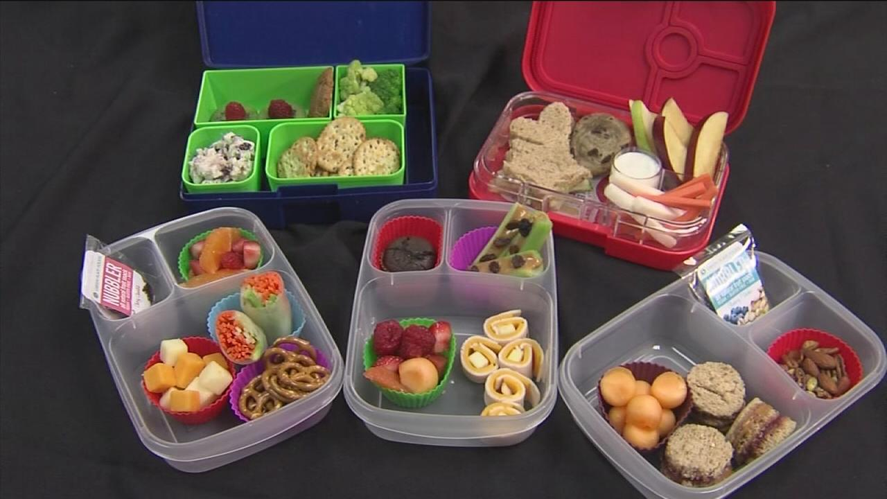 School lunch ideas to keep you out of a packing rut.
