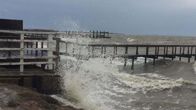 Watch live cameras as Hurricane Harvey hits Texas Gulf Coast ...