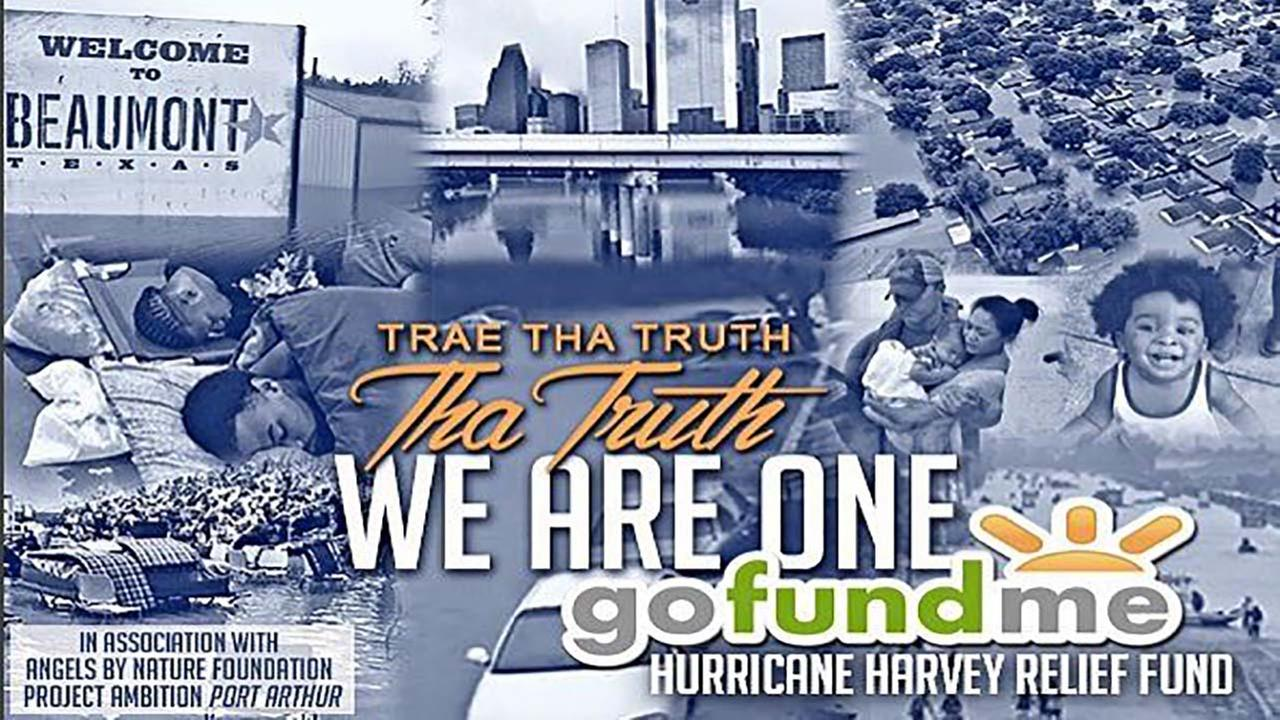 Houston Rapper Trae Tha Truth Rescued Jonathon Simmons From Flood