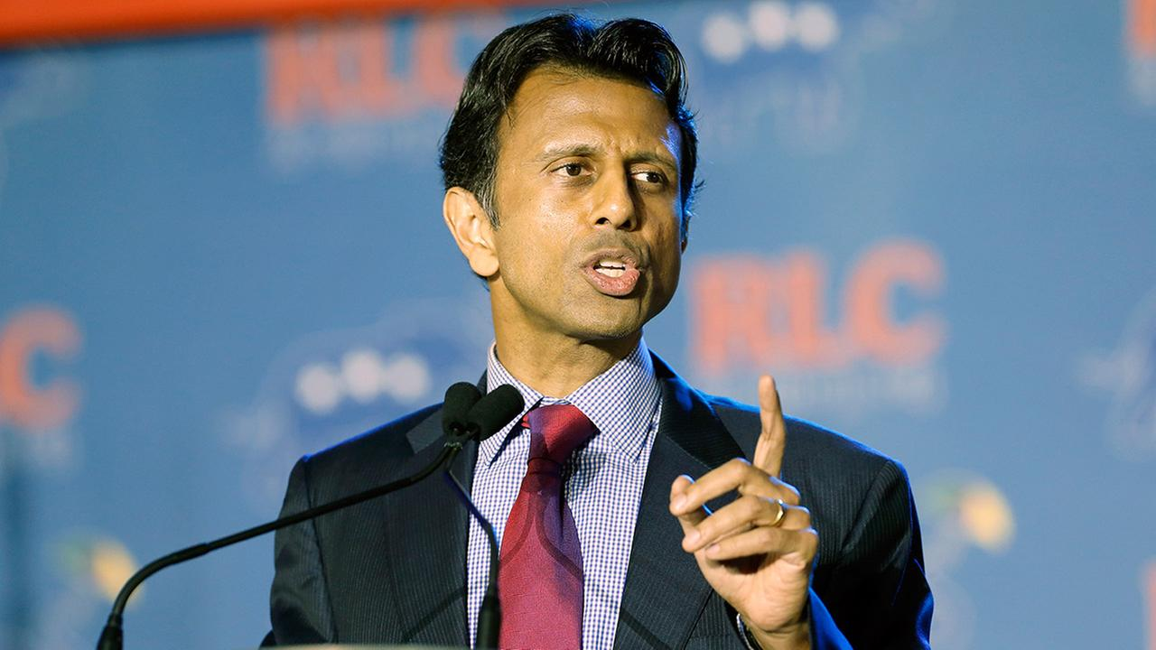 Louisiana Republican Gov. Bobby Jindal