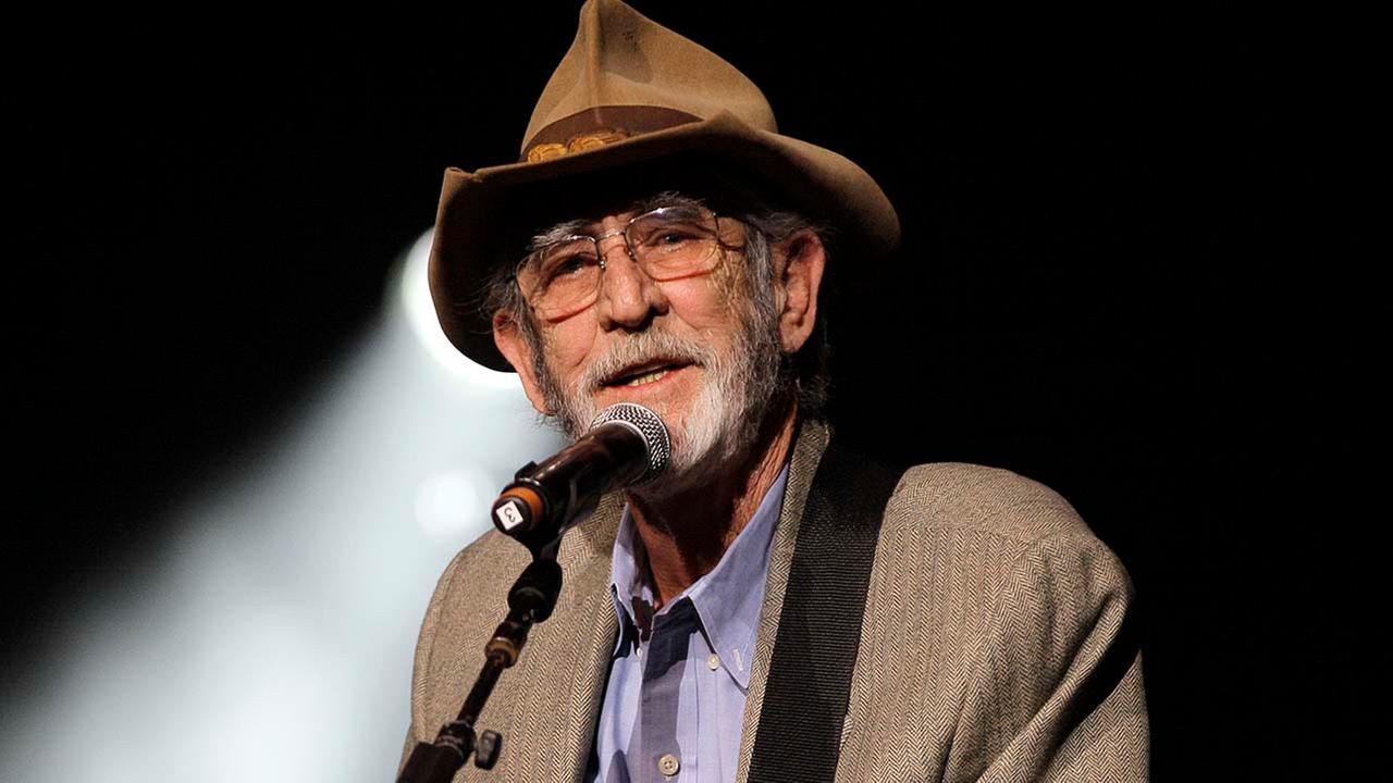 Don Williams performs during the All for the Hall concert on Tuesday, April 10, 2012, in Nashville, Tenn. The concert is a benefit for the Country Music Hall of Fame and Museum.