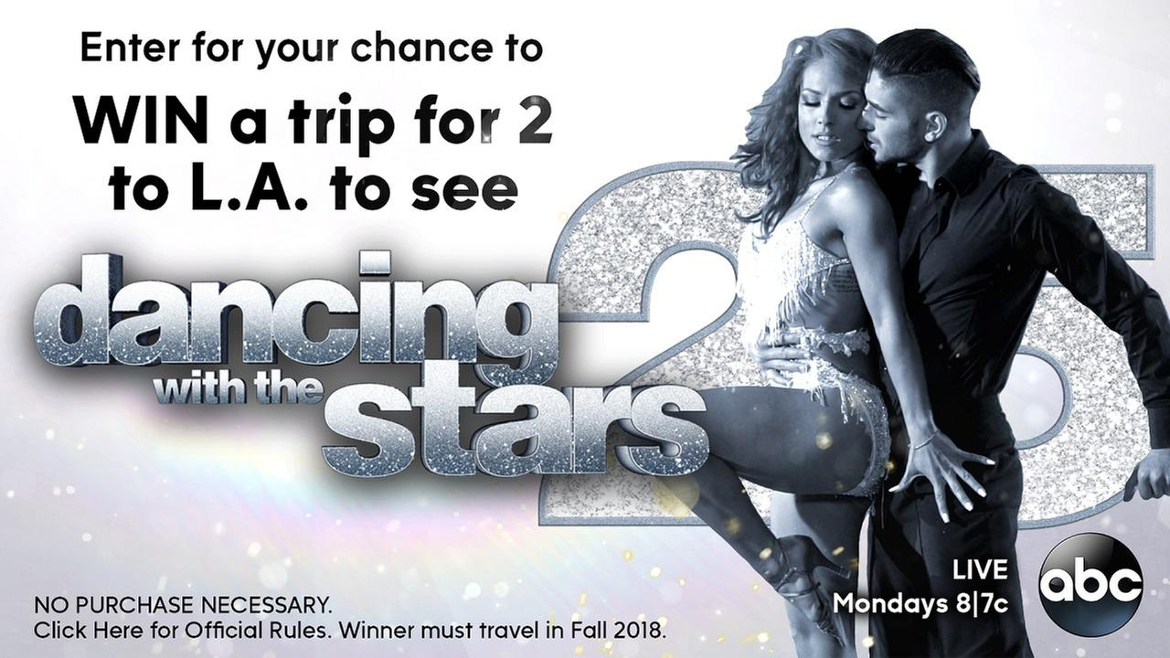 Enter for a chance to win a trip to LA