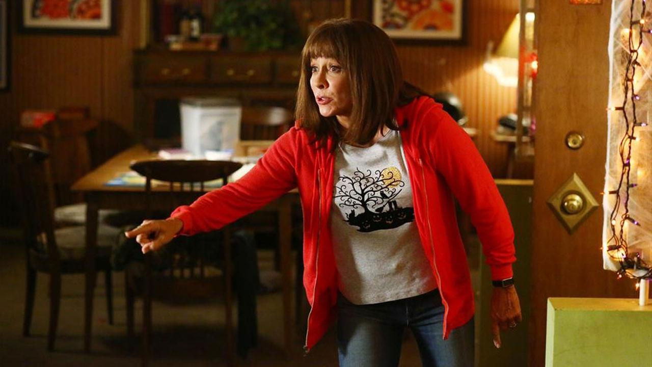 Patricia Heaton stars as Frankie Heck in The Middle.