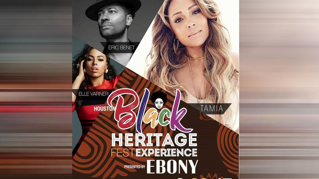 3rd annual Houston Black Heritage Fest planned this weekend