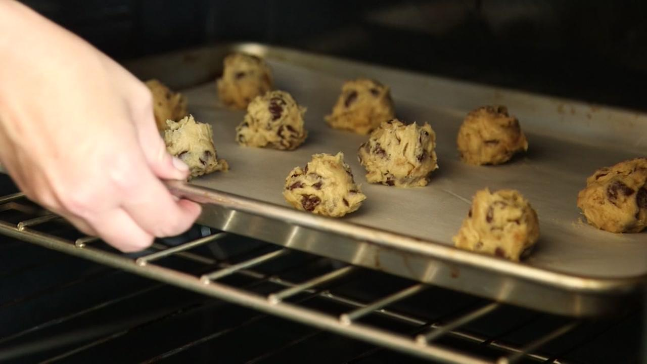 Celebrate National Homemade Cookie Day with a fresh batch from your oven.