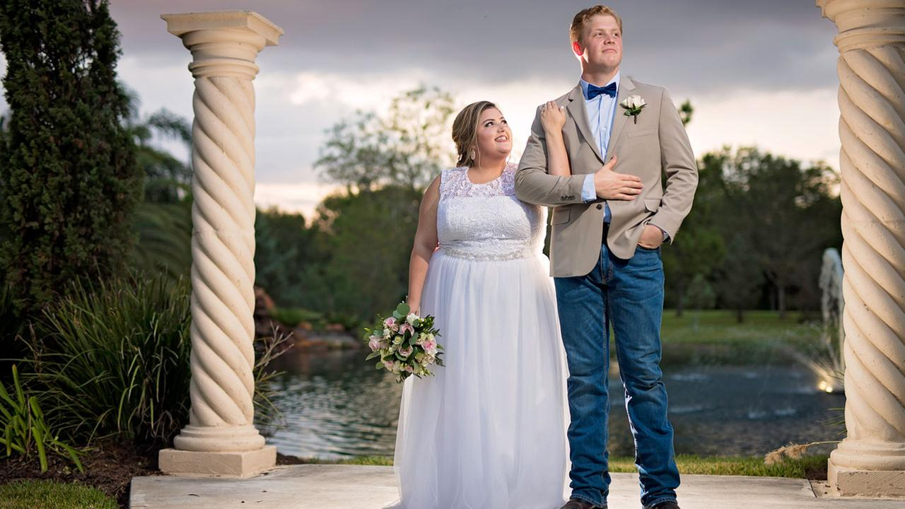 Image result for Hurricane Harvey victims get wedding of their dreams for free