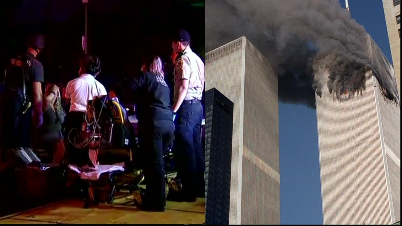 Raleigh man survived 9/11 attacks and the mass shoot in Las Vegas.