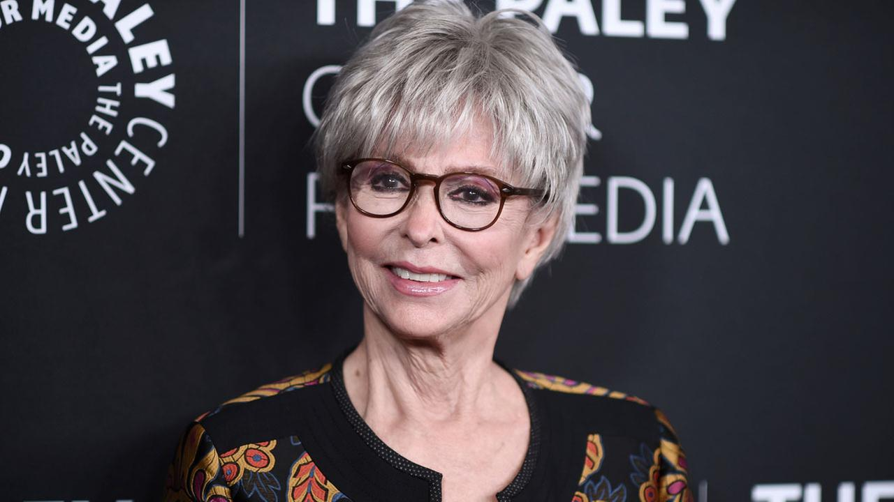 Rita Moreno attends Paley Centers LA Gala Celebrating Women in Television at the Beverly Wilshire Hotel on Thursday, Oct. 12, 2017, in Beverly Hills, Calif.