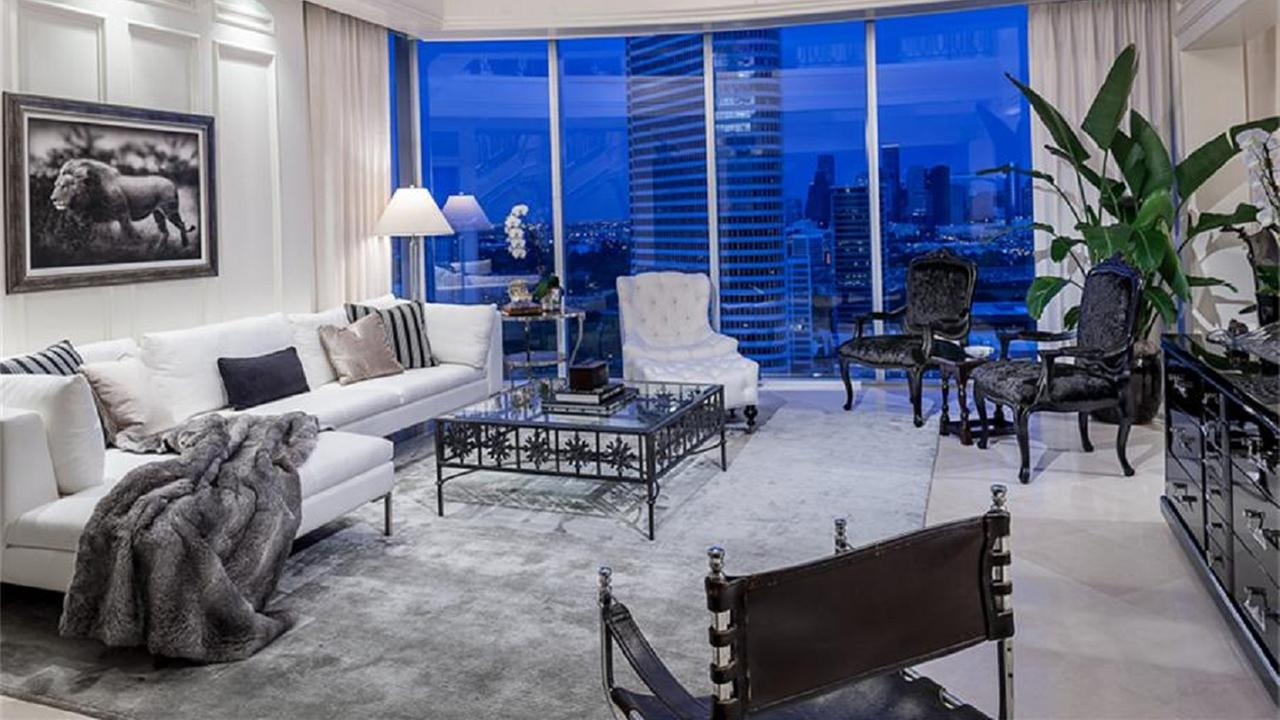 A penthouse unit at The Royalton is currently on the market for $2.75 million.