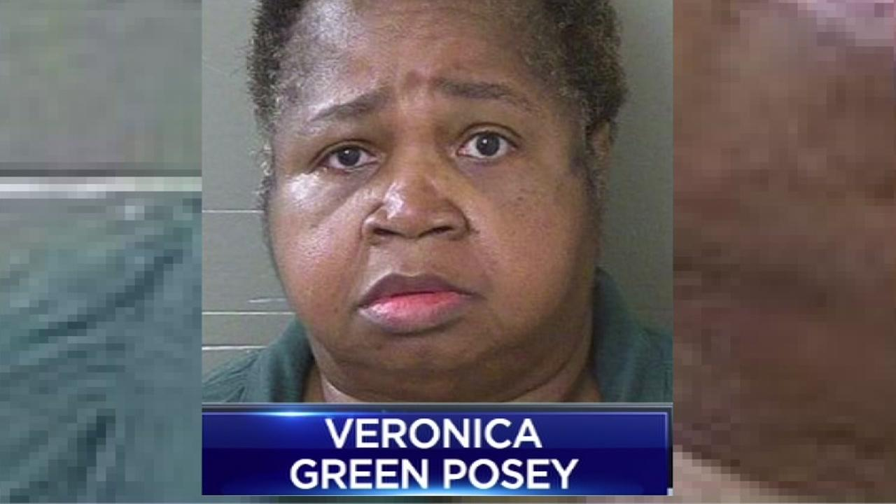 325-pound woman accused of killing 9-year-old girl by sitting on her as a punishment.