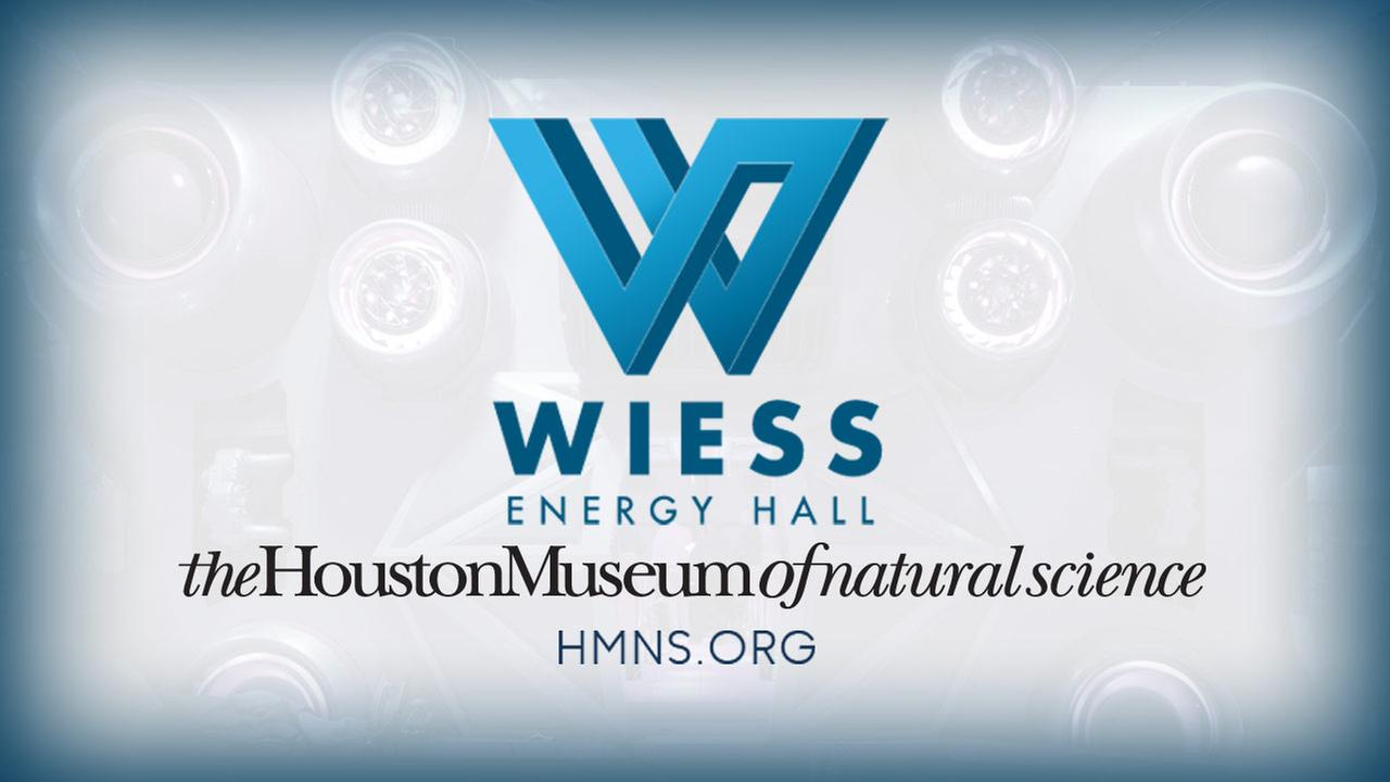 Wiess Energy Hall at The Houston Museum of Natural Science