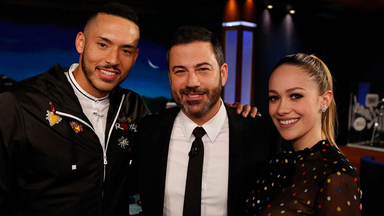 Carlos Correa on Jimmy Kimmel Live