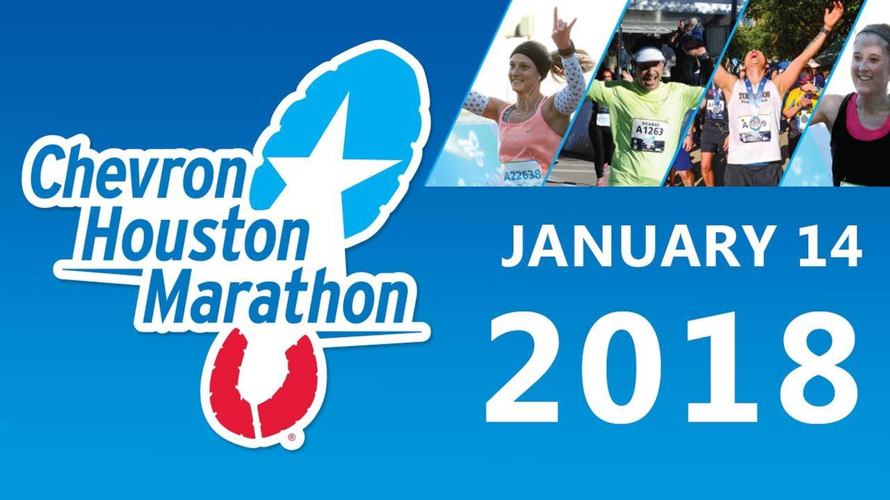 The 2018 Chevron Houston Marathon